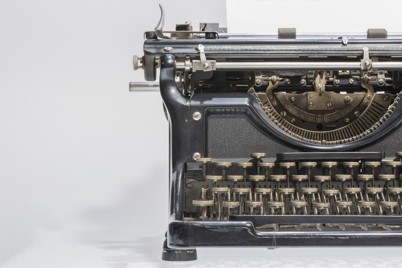 Eröffnung des Schreibmaschinen-Museums
